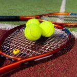 Большой теннис в санатории «Радуга»!